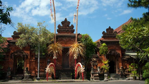 Denpasar, Capital City of Bali
